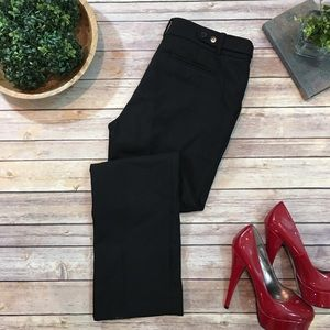 Size 10P LOFT Kate Fit Stretch Straight Leg Pants